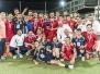 Futsal: Vittoria Campionato 2014/2015