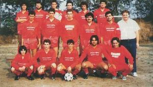 Pennarossa stagione 1984/1985